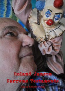 """""""Narrens testamente"""" av Roland Janson"""